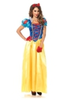 Plus Size Classic Snow White Fancy dress costume 3X/4X -