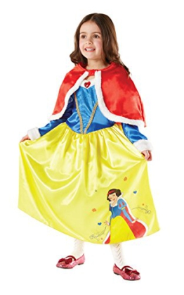 Rubie's 3881856 - Kostüm für Kinder - Snow White Winder Wonderland, S -