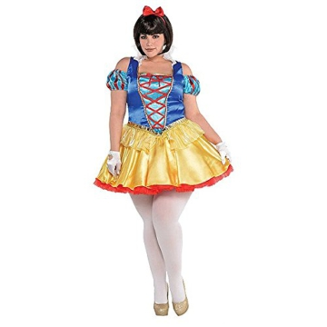 Snow White Costume Plus Size -