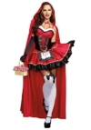 Dreamgirl Little Red Riding Hood Kostüm _ PARENT -